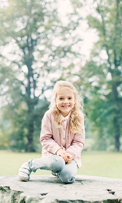 Princess Estelle Of Sweden S Cutest Moments In Front Of
