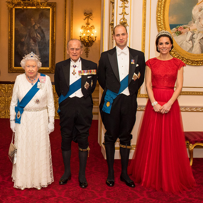 Kate Middleton And Queen Elizabeth S Best Photos Together