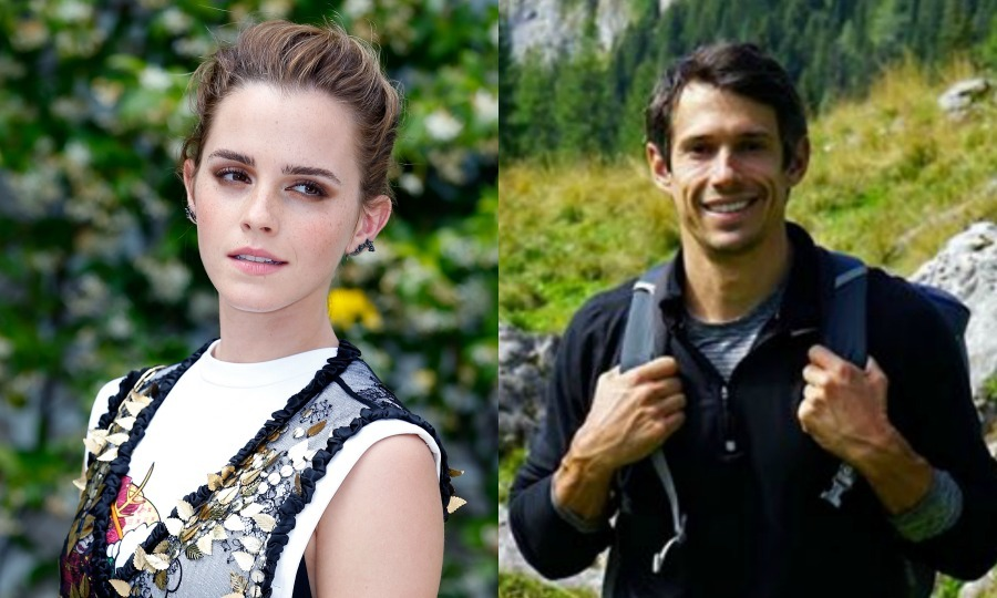 <b>Emma Watson and William 'Mack' Knight</b>