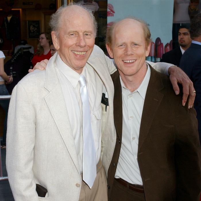 <b>Rance Howard - November 25</b>