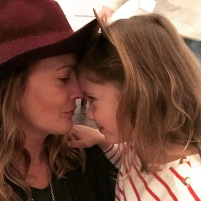 "Drew Barrymore only had eyes for her daughter Olive in a new Instagram post that kicked off what she is thankful for in 2017. The mom-of-two wrote alongside the image of her five-year-old: ""The love of my life. Olive. Sunday. Thanksgiving weekend. I hope everyone had a safe and happy holiday. This is a very special time. And may it bring out the best in all of us. And all the spirit of family and loved ones. I never knew I could love so much. I never knew I would be so lucky one day to be a mom. Thank you to all our many blessings for our family. And we wish them right back to yours.""
