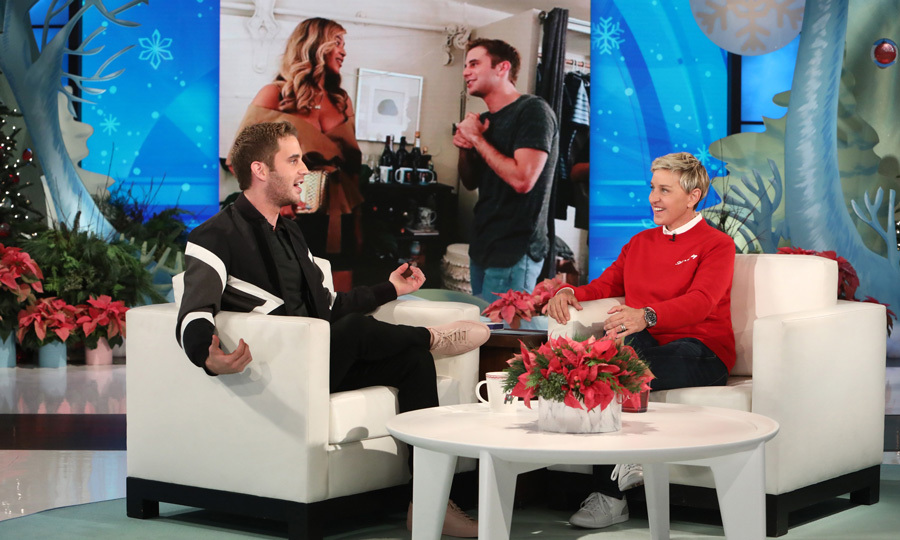 "Ben Platt stopped by <i>Ellen</i> and opened up about Beyonce visiting him when he starred in <i>Dear Evan Hansen</i> on Broadway. ""I had some warning which was good because I don't think I would've been able to handle myself if not,"" the Tony award winner said. ""Beyoncé is sort of like my #1 of all people, I can't really be around her without really just going crazy.""