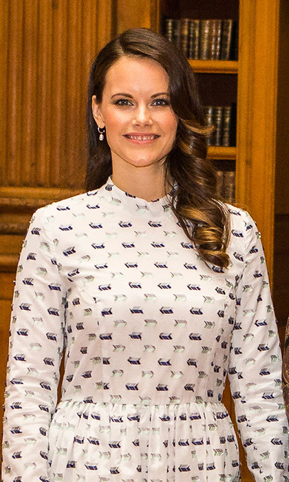 <b>PRINCESS SOFIA OF SWEDEN</B>
