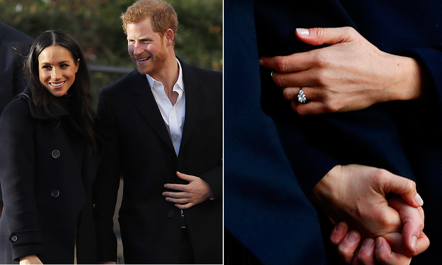 On December 1, 2017, the pair were just as affectionate, their hands entwined during their first public engagement together in Nottingham, England.
