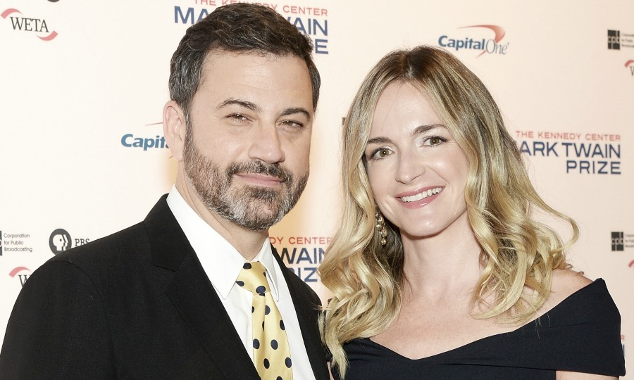 Jimmy Kimmel S Wife Reflects On Watching Him Discuss Their