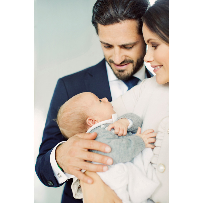 "Prince Alexander's younger brother was born on August 31. Following Gabriel's birth, proud dad Prince Carl chatted with members of the media saying, ""It feels great, pure joy! He seems to be a very charming little boy and Sofia is a wonderful mom. It's overwhelming.""