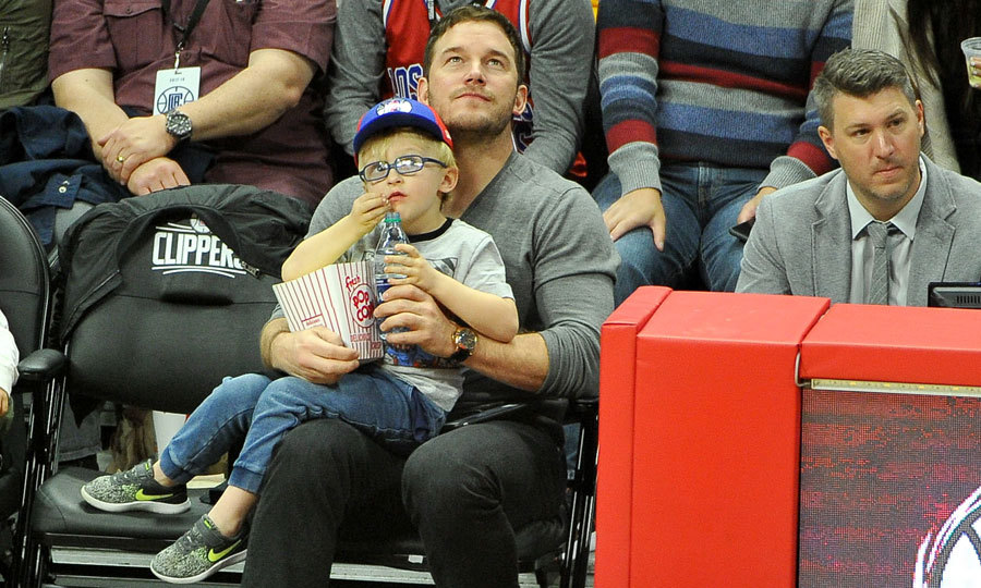 Chris Pratt and his and Anna Faris' son Jack made the Los Angeles Clippers game a father-son date on December 6. The duo watched the team play against the Minnesota Timberwolves at the Staples Center.