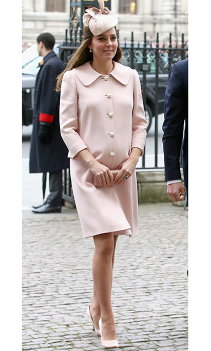 "When <a href=""https://us.hellomagazine.com/tags/1/kate-middleton/""><strong>Kate Middleton</strong></a> is pregnant, the British royal still loves to wear the world's most stylish labels, from runway favorites like Alexander McQueen to maternity brands such as Séraphine. The Duchess of Cambridge proves that expectant moms can be fashionable both early on in their pregnancies and when they're sporting their exciting new accessory — a growing baby bump. Want to know Duchess Kate's style secrets? Scroll through for a look at her go-to brands.