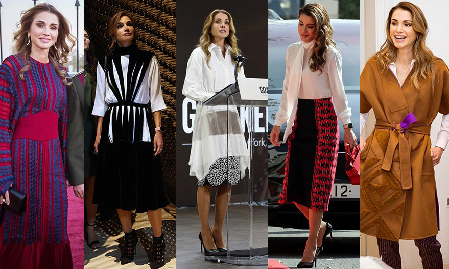 "<a href=""https://us.hellomagazine.com/tags/1/queen-rania/""><strong>QUEEN RANIA OF JORDAN</strong></a>