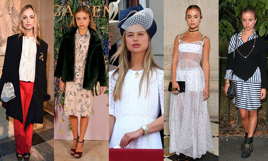 "<a href=""https://us.hellomagazine.com/tags/1/lady-amelia-windsor/""><strong>LADY AMELIA WINDSOR</strong></a>