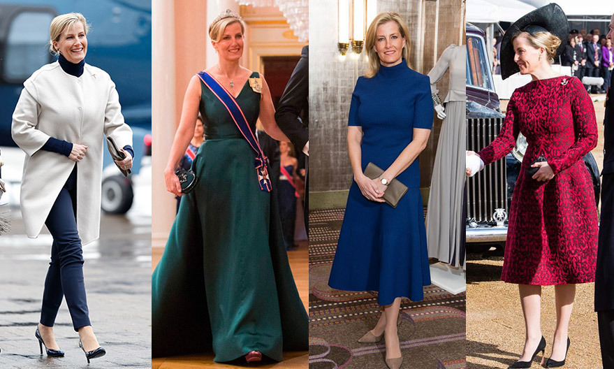 <B>What a year it has been in the world of royal style! From longtime favorites like the Duchess of Cambridge to royal fashion newcomers Lady Amelia Windsor and Princess Olympia of Greece, see our roster of the best dressed royals of 2017.</B>
