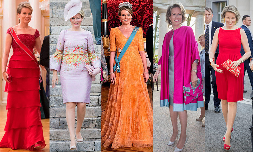 "<a href=""https://us.hellomagazine.com/tags/1/queen-mathilde/""><strong>QUEEN MATHILDE OF BELGIUM</strong></a>