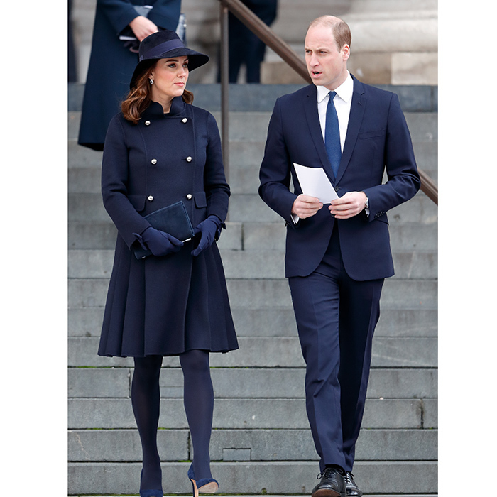 Prince William and the Duchess of Cambridge joined the local community to pay tribute to those affected by the Grenfell Tower national memorial service at St Paul's Cathedral on December 14. The multi-faith memorial service marked the six-month anniversary of the tragic building fire in which 71 people died. 
