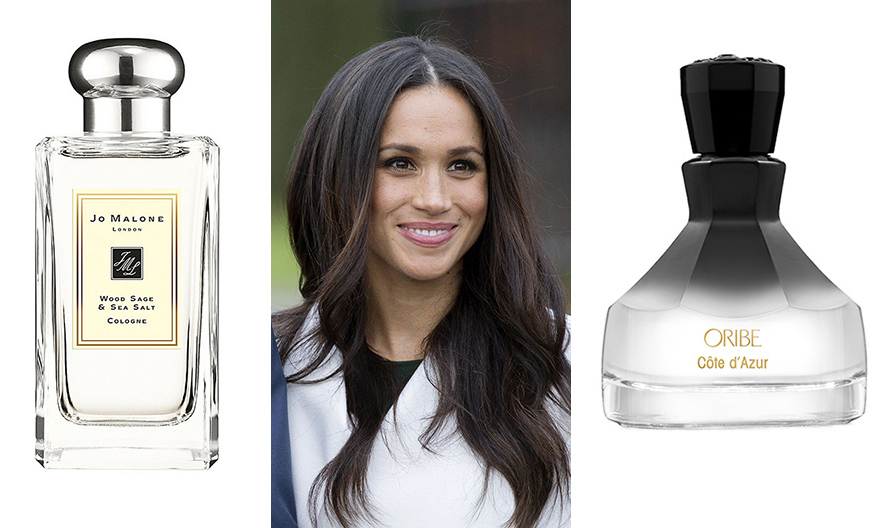 You can't go wrong with a gift of fragrance. Meghan apparently likes to alternate scents – and among the ones she is said to enjoy are Oribe's citrus floral Cote d'Azur Eau de Parfum and the 'lively, spirited and totally joyful' Wood Sage & Sea Salt cologne by British brand Jo Malone.