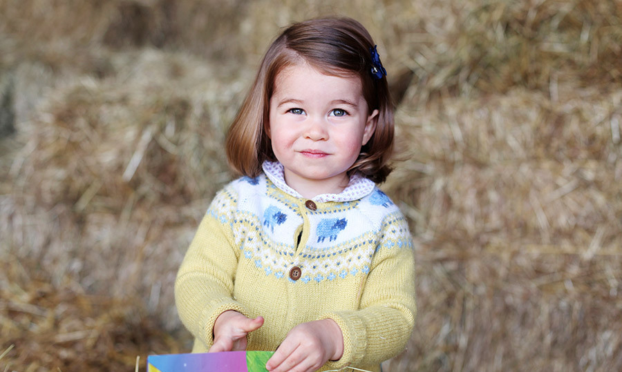 HAPPY BIRTHDAY, CHARLOTTE!