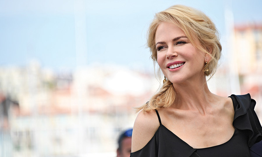 NICOLE AT 50
