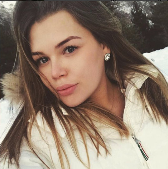 Princess Grace's granddaughter Camille Gottlieb snapped a selfie in a true winter wonderland! The Monaco royal, whose mother is Princess Stephanie, posted the frosty photo taken in the French Alps to her Instagram page. 