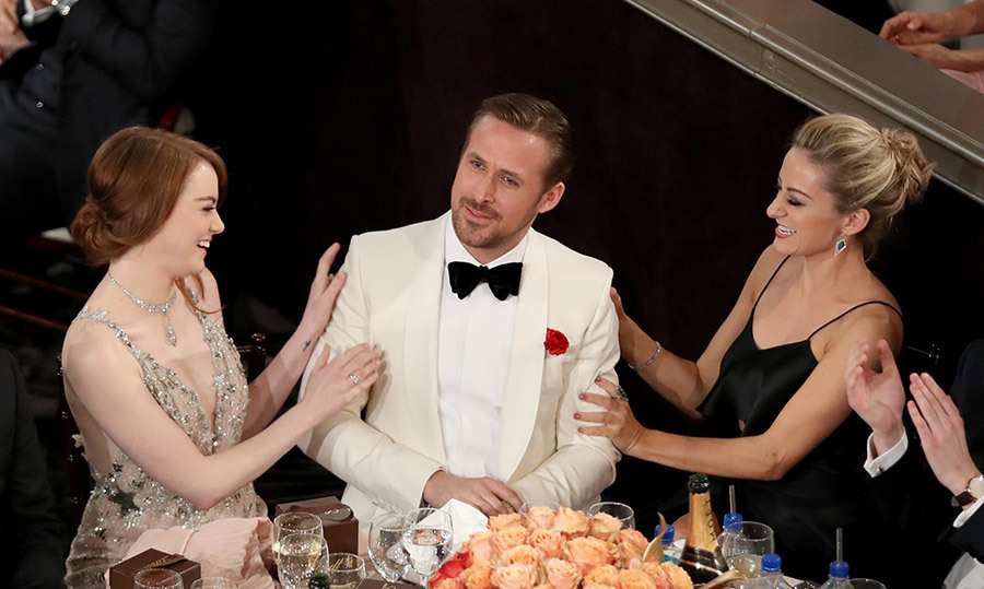 A GOLDEN EVENING 