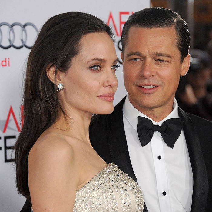 BRAD AND ANGELINA SPEAK OUT