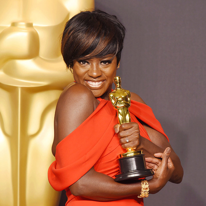 LADIES OF THE OSCARS