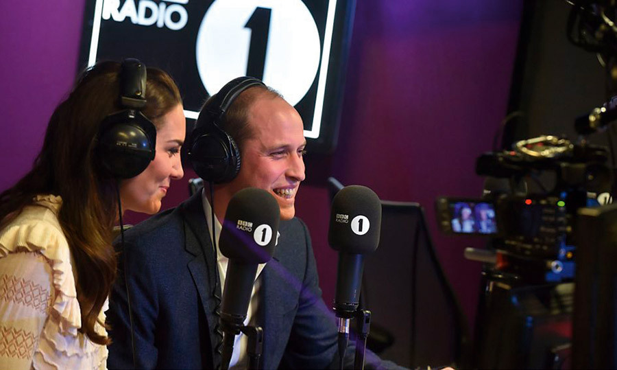 CAMBRIDGES ON AIR