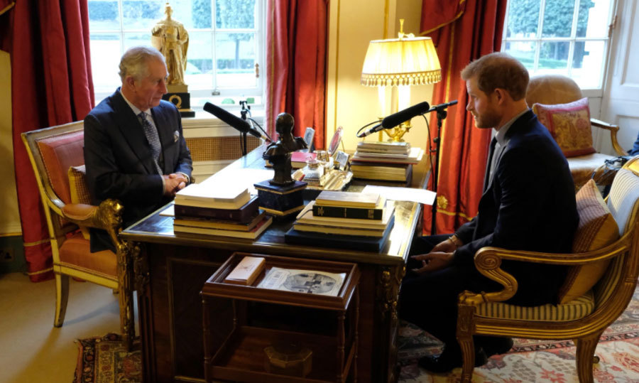 "The close bond between father and son was revealed during an interview by Prince Harry with his father, the Prince of Wales, for BBC Radio 4's Today program. As guest editor for the show, Prince Harry was heard affectionately calling his father ""pa."" 