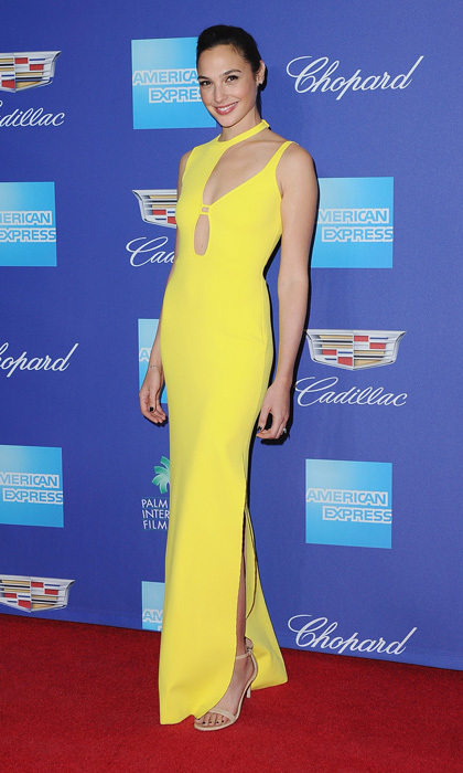 <b>Wearing yellow dresses on a red carpet seems to be the trend that keeps on giving. Check out some of the most stylish looks in the bright hue.</b>