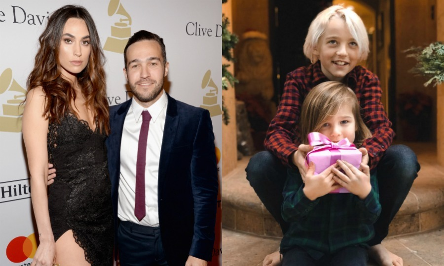 <b>Pete Wentz and Meagan Camper</b>