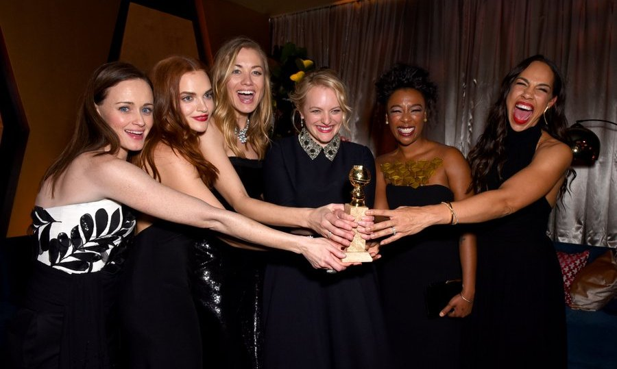 <B>FOX, FX And Hulu Party </B>