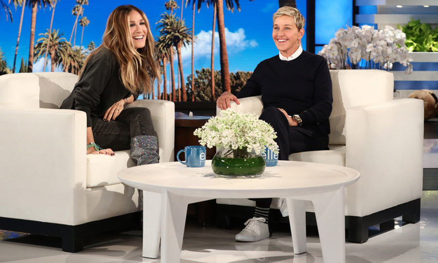 "During Sarah Jessica Parker's visit to <i>The Ellen DeGeneres Show</i> on January 17, discussion quickly turned to <i>Sex and the City</i>. The talk show host asked if the third film could be made despite Kim Cattrall not wanting to be involved. The <i>Divorce</i> actress replied: ""There's a period of grief, a mourning process, and then perhaps we'll be able to consider, say for instance, you playing Samantha.""