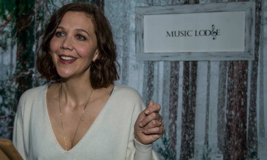 Maggie Gyllenhaal seemed to have a great time at the Music Lodge, which was hosted by influencer marketing program, IconicReach during the Sundance Film Festival. The actress was among other celebrity attendees including: Jonah Hill, Joaquin Phoenix and Grace Gummer.