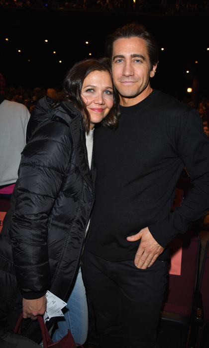 Siblings take Sundance. Maggie Gyllenhaal and Jake Gyllenhaal both were promoting projects at the film festival in Park City, Utah. The two cozied up at the screening of his film <i>Wildlife</i>, but also Maggie was in town for <i>Kindergarten Teacher</i>.