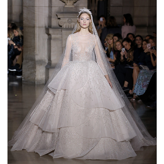 Wedding Dresses From Paris Haute Couture Designer Bridal Gowns From