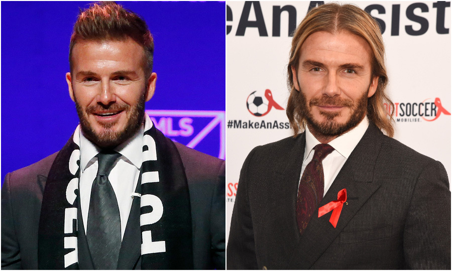 <b>DAVID BECKHAM</b>