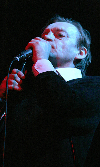 <B>Mark E Smith – January 24</B>