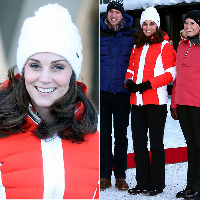 Kate Middleton in Sweden and Norway: The Duchess' royal tour wardrobe look by look