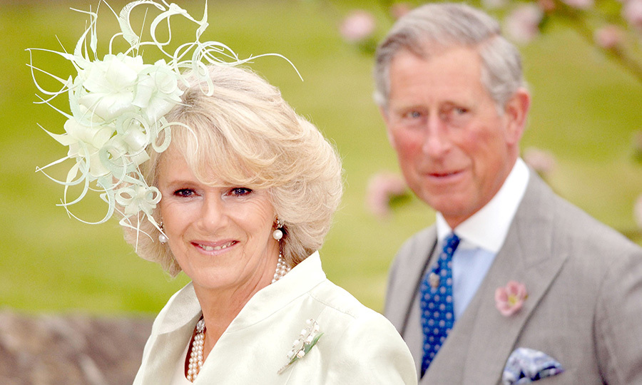 Arriving with husband of one year Prince Charles, Duchess Camilla could not have looked more proud to be seeing her only daughter marry her true love.