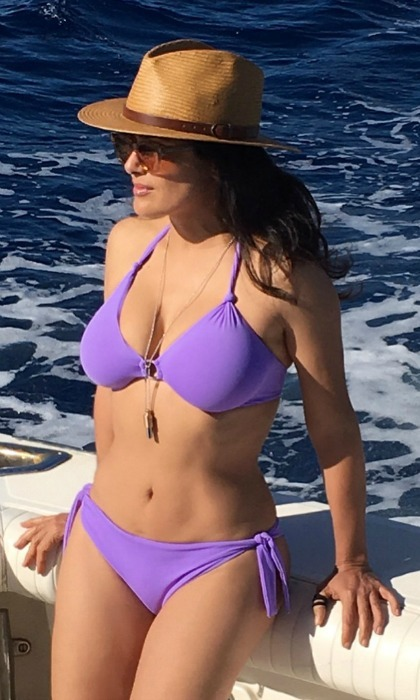 <b>Salma Hayek</b> 