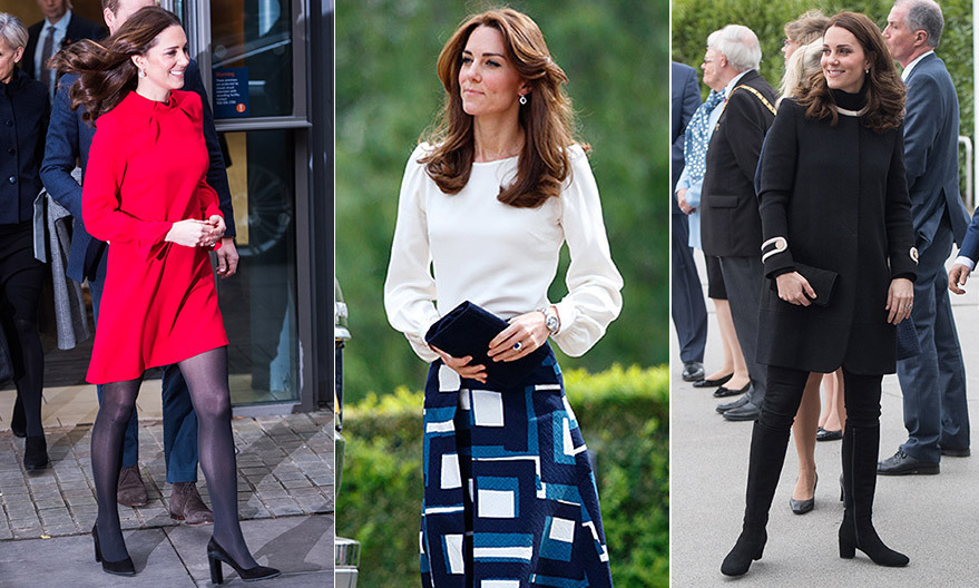 Kate Middleton Style The Ultimate Guide To Her Dresses Fashion Wedding Dress Hello Us
