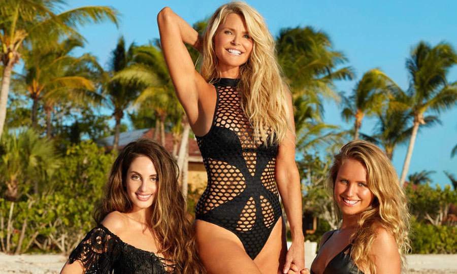 <b>Christie Brinkley</b>