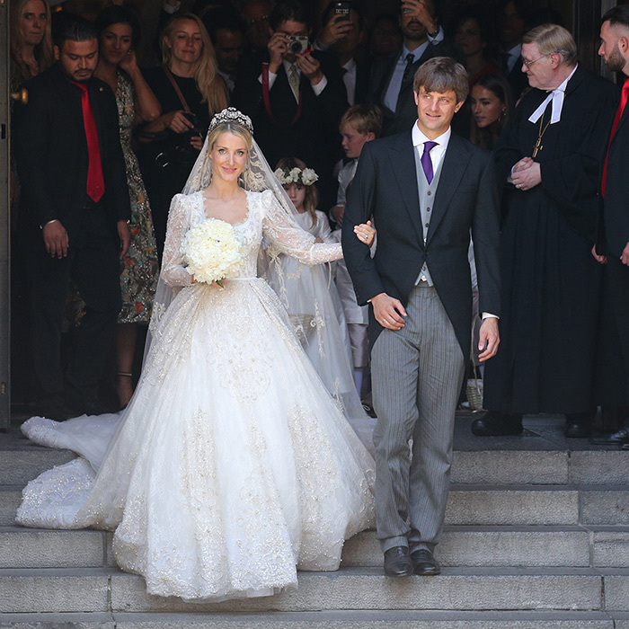 prince ernst august of hanover and ekaterina malysheva wedding all