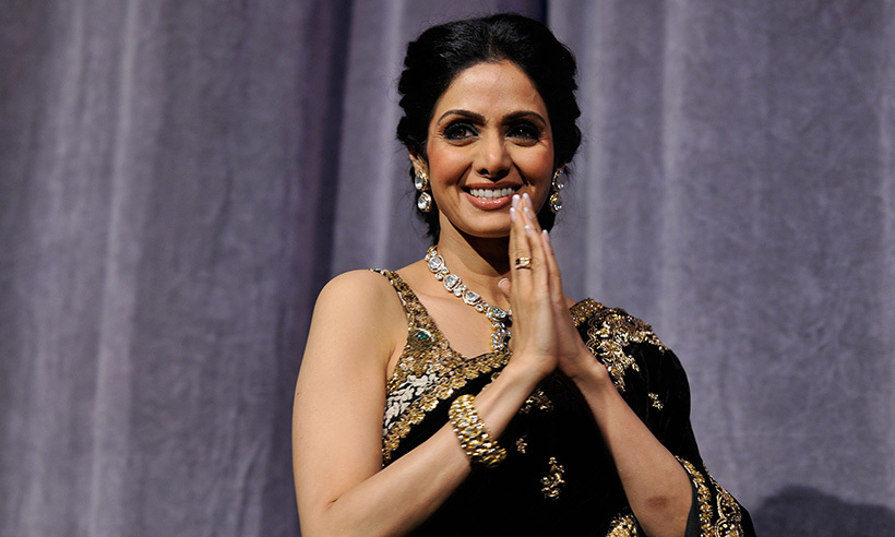 <b>Sridevi Kapoor - February 24</b>
