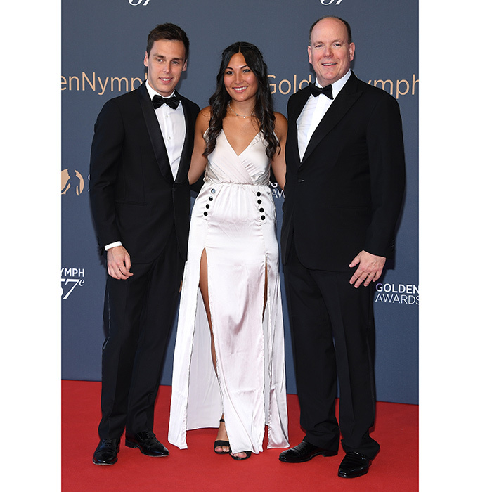 "<B><a href=""https://us.hellomagazine.com/tags/1/louis-ducruet/""><strong>LOUIS DUCRUET AND MARIE CHEVALLIER</strong></a></B>