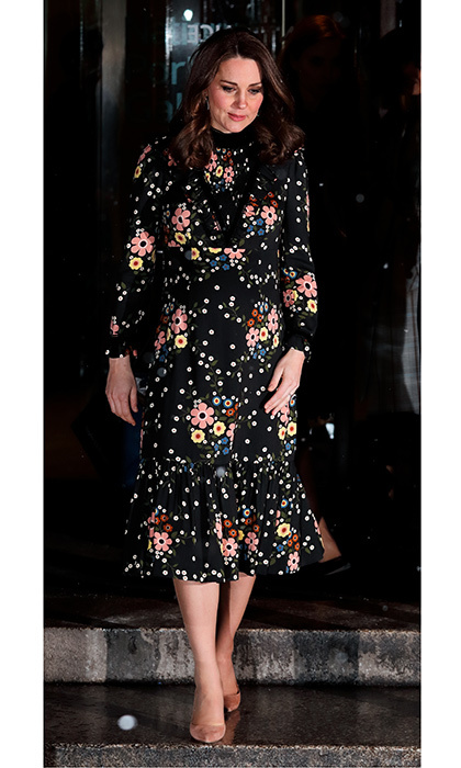 Kate Middleton S Best Orla Kiely Looks