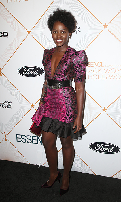 <B>Essence's 11th annual Black Women in Hollywood pre-Oscars bash took place on March 1 at the Beverly Wilshire Hotel, and honored <I>Black Panther</I>'s Danai Gurira, <I>Girls' Trip</I> star Tiffany Haddish, <I>Thor Ragnarok</I>'s Tessa Thompson and Emmy-winning <I>Master of None</I> writer Lena Waithe.</B>