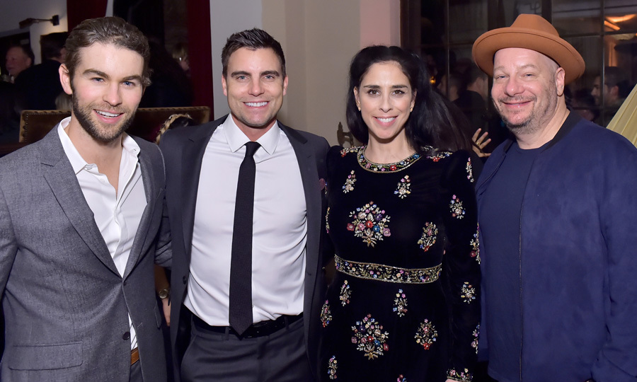 <b>Cadillac's pre-Oscars party at the Chateau Marmont hosted nominees and friends including Tiffany Haddish, Allison Janney and more.</b>