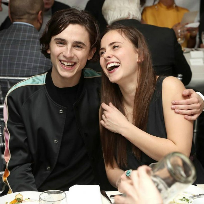Sibling goals! Timonthee Chalamet and his sister Pauline had a blast at SONY Pictures Classics' annual pre-Academy Awards dinner party presented by Nordstrom Local on March 3. The <i>Call Me By Your Name</i> star celebrated his nomination with his family. He sat with his mom, dad and sister at STK LA, where they dined on delicious food. 
