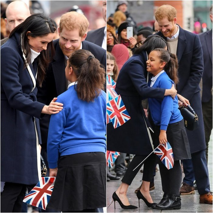 Prince Harry And Meghan Markle's Sweetest Photos: Loved Up