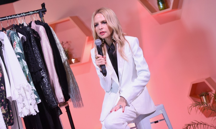 Rachel Zoe also spoke during the Bumble conversation on March 9. 