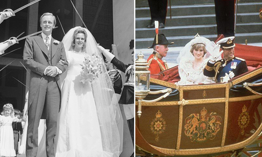 "The royal bachelor didn't ask his girlfriend to wait for him, and she went on to marry – and have two children with – long-standing admirer Andrew Parker Bowles. Camilla became Camilla Parker Bowles when they wed in 1973, left. Eight years later, Charles tied the knot with his 19-year-old bride Diana Spencer, who would then become royal icon <a href=""https://us.hellomagazine.com/tags/1/princess-diana/""><strong>Diana, Princess of Wales</strong></a>.